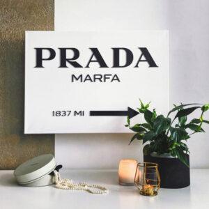 Холст prada marfa 1837 mi черный
